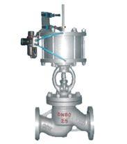 氣動鑄鋼截止閥 氣動不鏽鋼截止閥