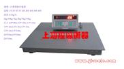 防爆地磅,防爆汽车衡,防爆电子磅,小地磅13761812026