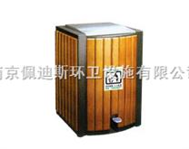 南京脚踏式垃圾箱