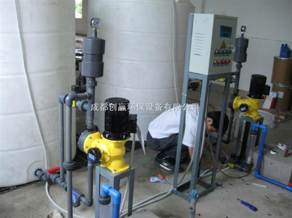 重庆酸碱自动加药设备