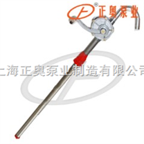 上海品牌铝合金手摇油桶泵