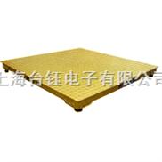 2吨小地磅价格平台面电子磅秤 上海2吨地磅专卖
