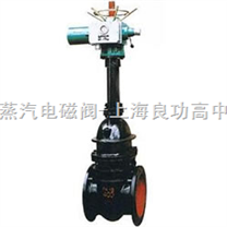 Z941H-16Q、Z941H-25Q 型電動楔式鑄鐵閘閥