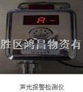 聲光報警可燃/有毒氣體檢測儀