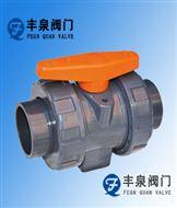 Q11F塑料螺纹球阀(RPP,UPVC,CPVC,PVDF)