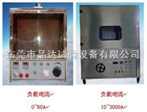 煤礦電纜負載條件下燃燒試驗機