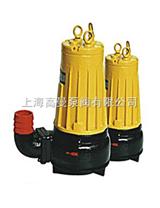 WQK型带切割装置排污潜水泵