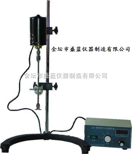 数显精密增力电动搅拌器