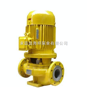GBF型衬氟塑料管道泵,玻璃钢管道泵