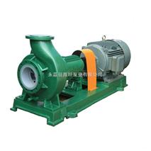 IHF系列衬氟塑料离心泵
