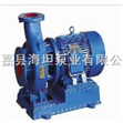 ISW25-125型卧式管道离心泵