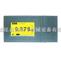多點1-3路黃屏顯示溫濕度記錄表