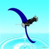 QJB1.5/4-1100/2-115潜水推流器、低速潜水推进器